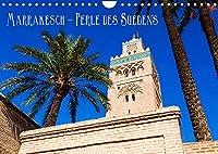 Marrakesch - Perle des Suedens (Wandkalender 2022 DIN A4 quer): Szenen aus der Altstadt Marrakeschs (Monatskalender, 14 Seiten )