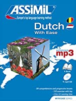 Pack MP3 Dutch with Ease 2011 (Book + 1cd MP3): Dutch Self-Learning Method