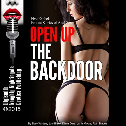 Open Up the Backdoor audiobook cover art