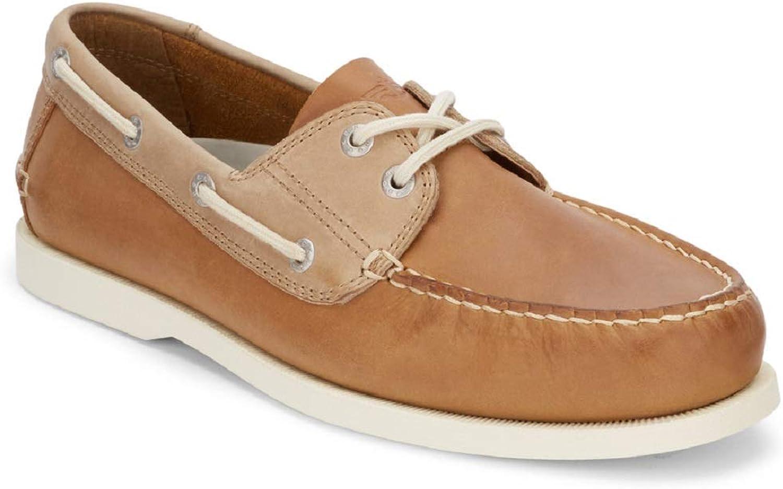 Dockers Pour des hommes Vargas cuir Décontracté Classic Boat chaussures, Tan, 7 M
