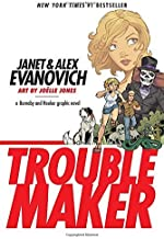 Trouble Maker A Barnaby and Hooker Graphic Novel by Janet Evanovish (2011-05-04)