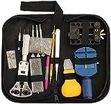 Kit d'outils pour horlogerie et kit de réparation pour ouvre-réparateur.