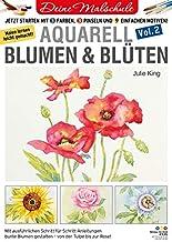 Suchergebnis Auf Amazon De Fur Aquarell Blumen