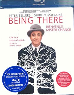 Being There / Bienvenue Mister Chance (Bilingual) [Blu-ray] (B001MIV0LC) | Amazon price tracker / tracking, Amazon price history charts, Amazon price watches, Amazon price drop alerts