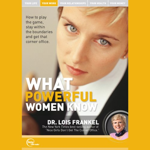 What Powerful Women Know (Live) cover art