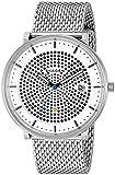 Skagen Men's SKW6278 Hald Stainless Steel Mesh Analog Quartz Casual Watch