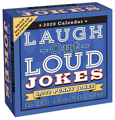 Laugh-Out-Loud Jokes 2020 Day-to-Day Calendar
