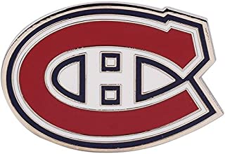 WinCraft NHL Montreal Canadiens Logo 1-inch Metal Collectors Pin