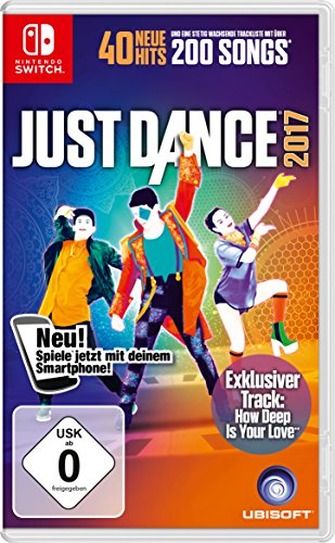 Just Dance 2017 - [Nintendo Switch]