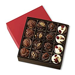 Image: KOHLER Original Recipe Chocolates Assorted Terrapins, 32-Piece Gift Box, 32.3 oz