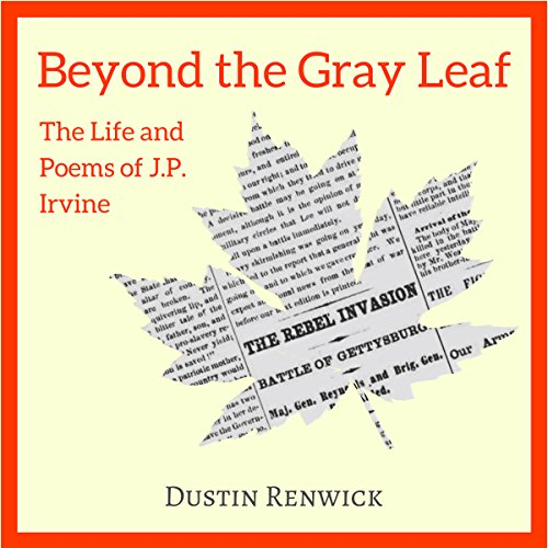 Beyond the Gray Leaf audiobook cover art