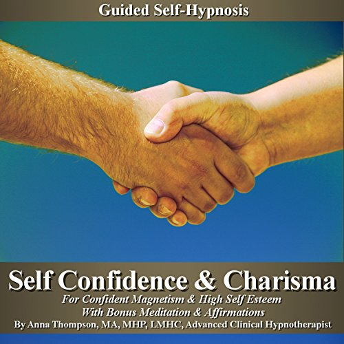 Self-Confidence & Charisma Guided Self-Hypnosis cover art