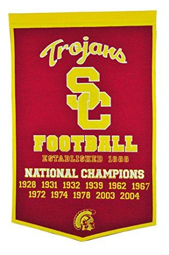 Winning Streak NCAA USC Football Dynasty Banner