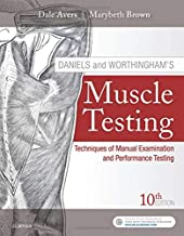 Best manual muscle testing daniels and worthingham Reviews