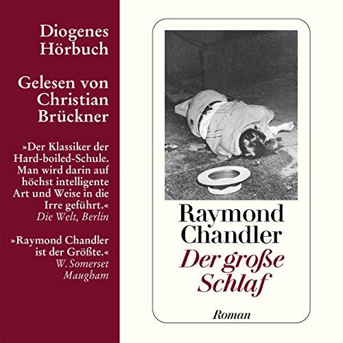 Der große Schlaf                   Autor:                                                                                                                                 Raymond Chandler                               Sprecher:                                                                                                                                 Christian Brückner                      Spieldauer: 7 Std. und 40 Min.     194 Bewertungen     Gesamt 4,2