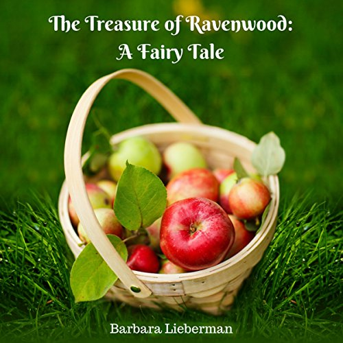 The Treasure of Ravenwood audiobook cover art