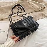 Diaper Bag Backpack Luxury Handbags Women Bags Designer Shoulder handbags Evening Clutch Bag Messenger Crossbody Bags For Women handb By FFJJ (Color : Black)