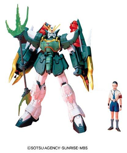 Xxxg-01s2 Gundam W Ova Gundam Nataku Gunpla Hg High Grade 1/100