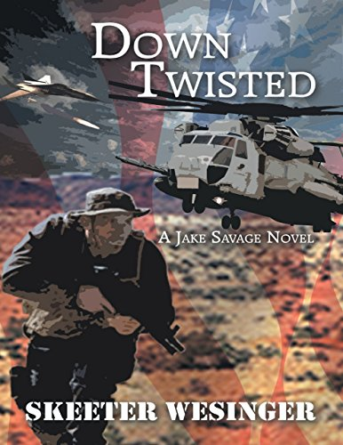 Down Twisted: A Jake Savage Novel (English Edition)
