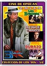 Cine de Epocas Coleccion de los 80's, Vol. 2: Las Braceras/La Fuga De Carrasco/Durazo La Verdadera