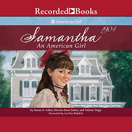 Samantha's Story Collection  By  cover art