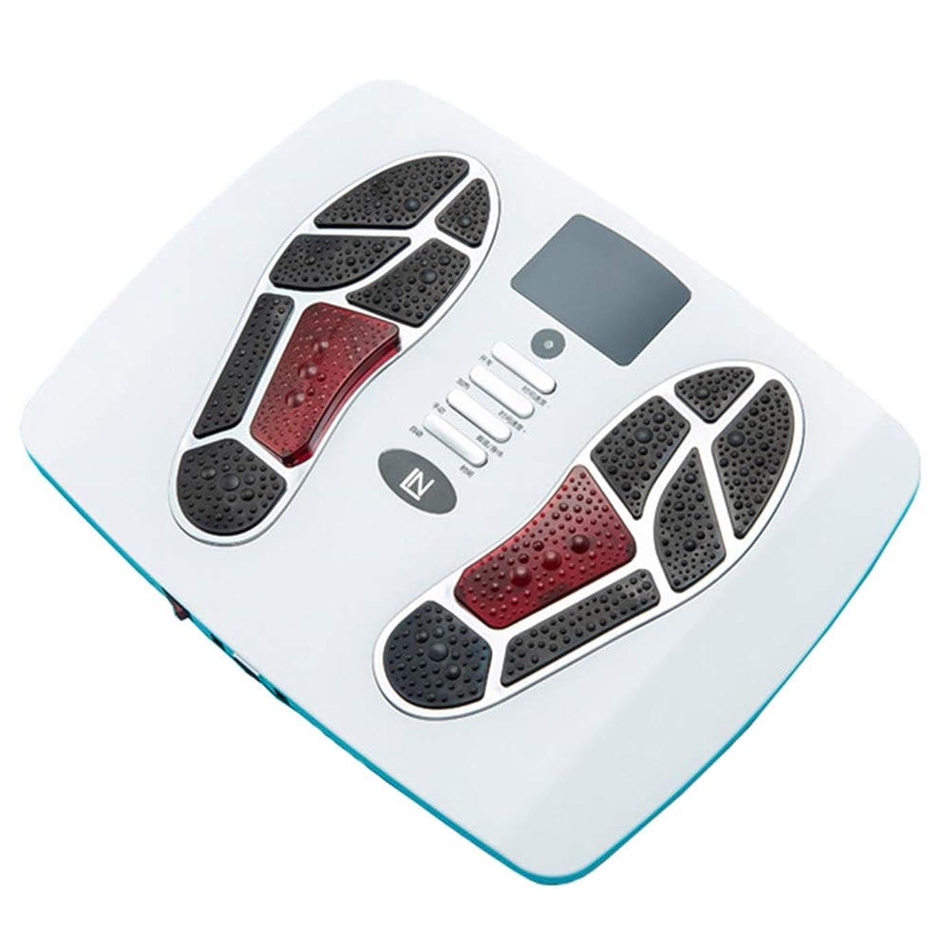 罪人ベースのどリモコン 足マッサージ、電気指圧足マッサージ、ローリングおよび空気圧縮、足のマッサージおよび家庭でのストレス緩和 インテリジェント, white
