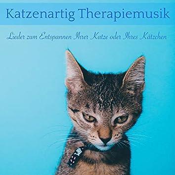 Katzenartig Therapiemusik: Lieder Zum Entspannen Ihrer Katze Oder Ihres Kätzchens