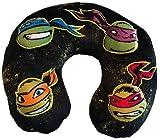 Nikolodean Teenage Mutant Ninja Turtles Throw Plus Travel Neck Pillow 2 Pieces Set Blanket