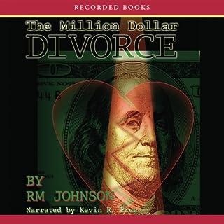 The Million Dollar Divorce audiobook cover art