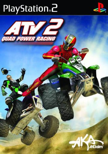 ATV Quad Power Racing 2 (PS2) [PlayStation2]