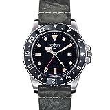 Davosa Swiss Made Quartz Quality Watch - Luxury GMT Dual Time Analog Dial Vintage...