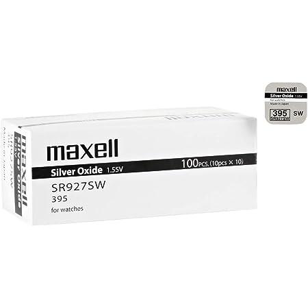 Maxell 395 Uhrenbatterie Knopfzelle Elektronik