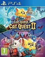 Cat Quest 2 Pawsome Pack (Cat Quest 1 + 2) (PS4) (輸入版)