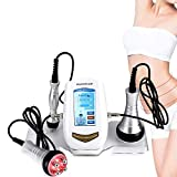 Body Slimming Machine, Anti-Cellulite Negative Body Shaping Machine 40k Fat Burner Weight Loss Tool Anti-Wrinkle Beauty Equipment(US)