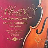 Vivaldi Manchester Sonata in D Major for Violin and Bc Corrente Allegro RV 755