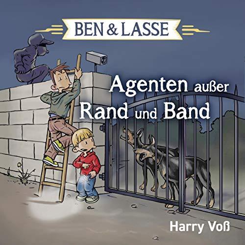 Agenten außer Rand und Band Titelbild