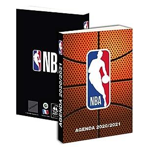 NBA Agenda Scolaire 2020 - 2021 Collection Officielle - Basketball 1