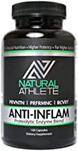 Sponsored Ad - Anti-Inflammatory | Extra Strength Proteolytic Enzymes + Probiotics | Natural Systemic Inflammation Relief ...