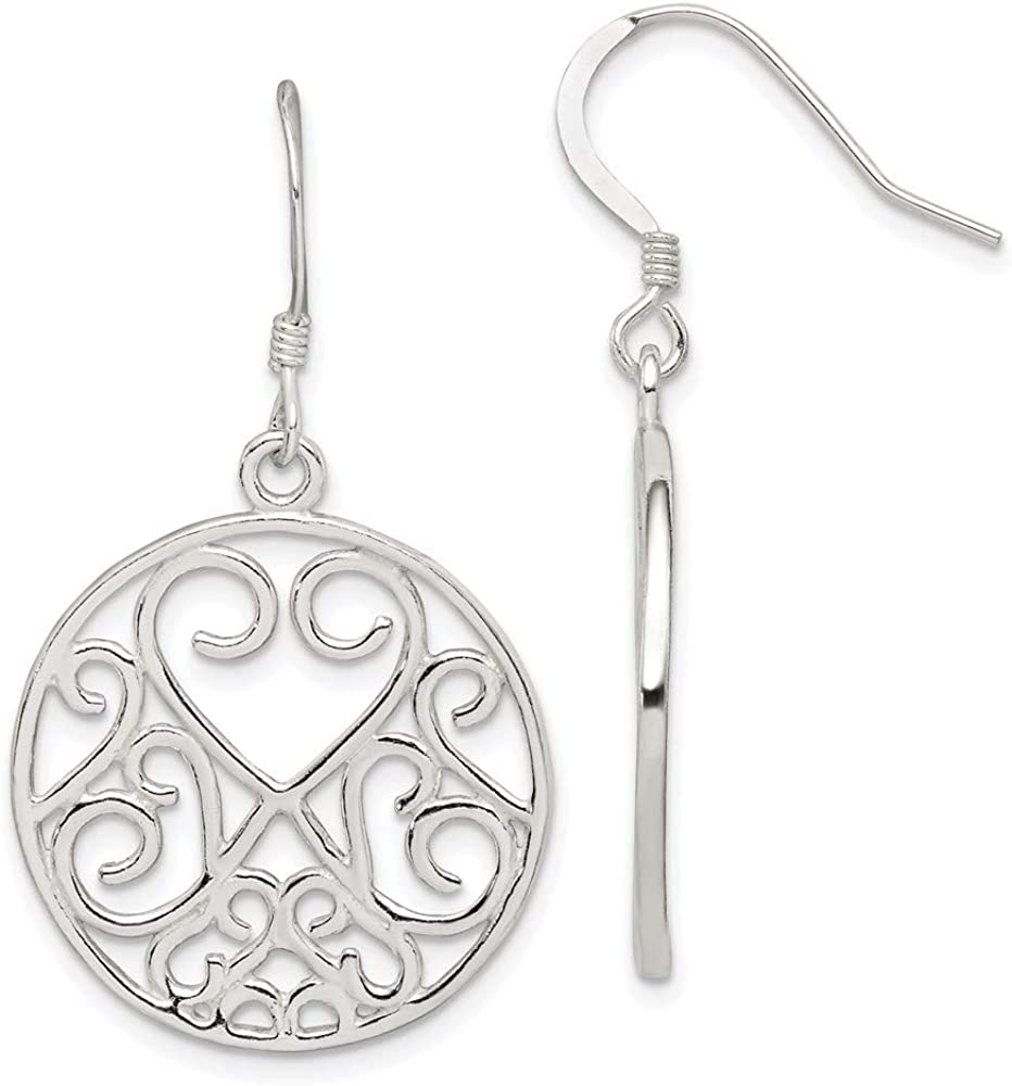 Sterling unisex Silver Gorgeous Earrings