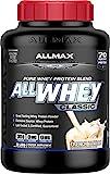 ALLMAX Nutrition AllWhey Classic Whey Protein, French Vanilla, 5 lbs