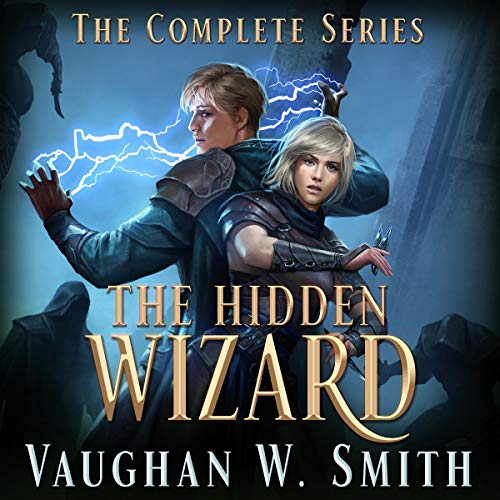 The Hidden Wizard: The Complete Series Titelbild