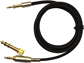 NewFantasia Replacement Audio Upgrade Cable Compatible with AKG K450 K451 K452 K480 Q460 Headphones