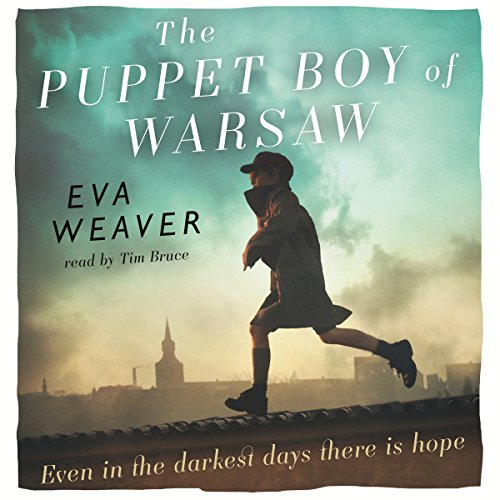 The Puppet Boy of Warsaw audiobook cover art