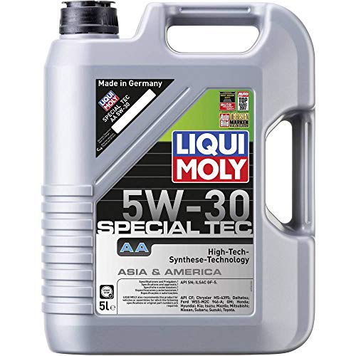 Liqui Moly SPECIAL TEC AA 5W-30 20954 Leichtlaufmotoröl 5 l