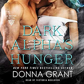 Dark Alpha's Hunger audiobook cover art
