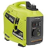 Ryobi Digital Inverter Generator (1,000-Watt RYi1000)