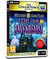 Mystery Case Files: Escape from Ravenhearst Collector's Edition (PC) (輸入版)