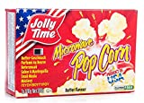 Jolly Time Microwave Popcorn Butter 300 g...