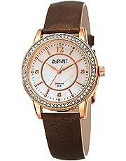 ساعة يد بعرض انالوج من اوغست شتاينر