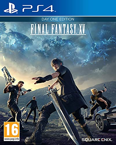 Final Fantasy XV - édition day one - PlayStation 4 [Importación francesa]
